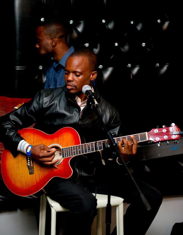 James Sakala – That Infectious and Powerful Guitar Sound